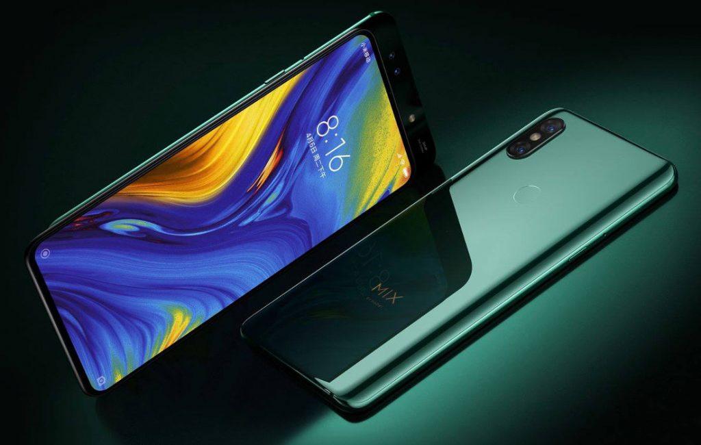 Xiaomi Umumkan Mi Mix 3, Smartphone dengan Layar AMOLED 6,4 Inci dan Kamera Geser