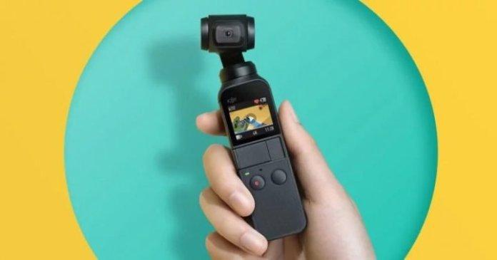 Gadget of The Week #1 2019: DJI Osmo Pocket, Kamera 4K Mungil Lengkap dengan Gimbal 3-Axis 2
