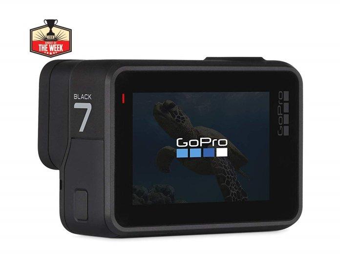 Gadget of The Week #16 2018: GoPro Hero7 Black, Action Camera dengan Stabilizer yang Terbaik 1