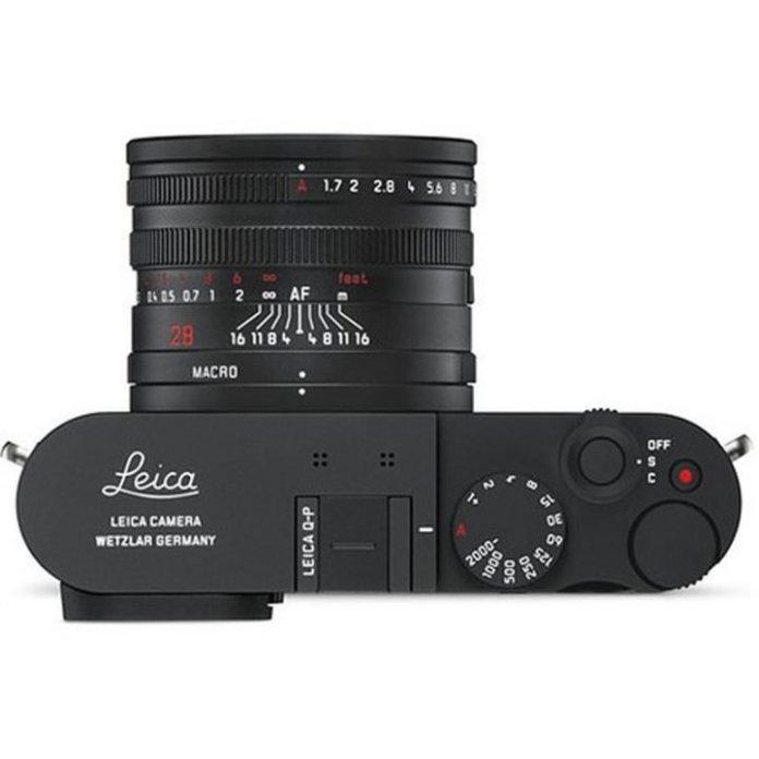 Leica Q-P: Tanpa Logo Titik Merah Leica, Shutter Lebih Senyap 2