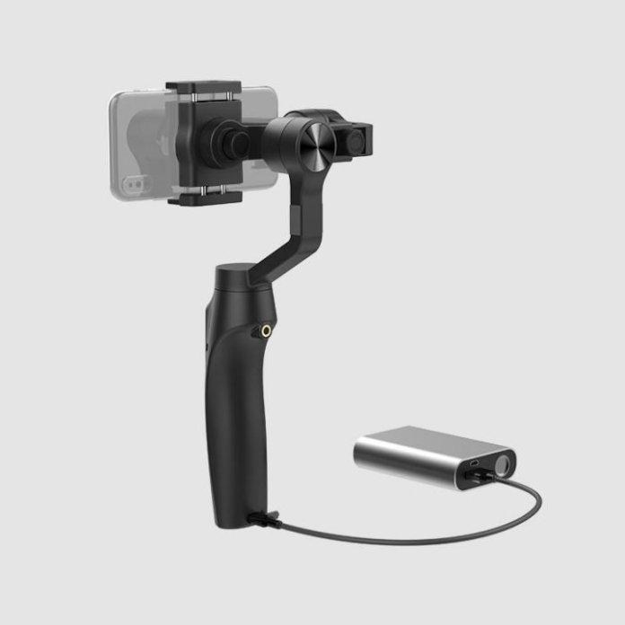 Gadget of The Week #17 2018: MOZA Mini MI, Gimbal Smartphone Pertama di Dunia dengan Fitur Wireless Charging 4