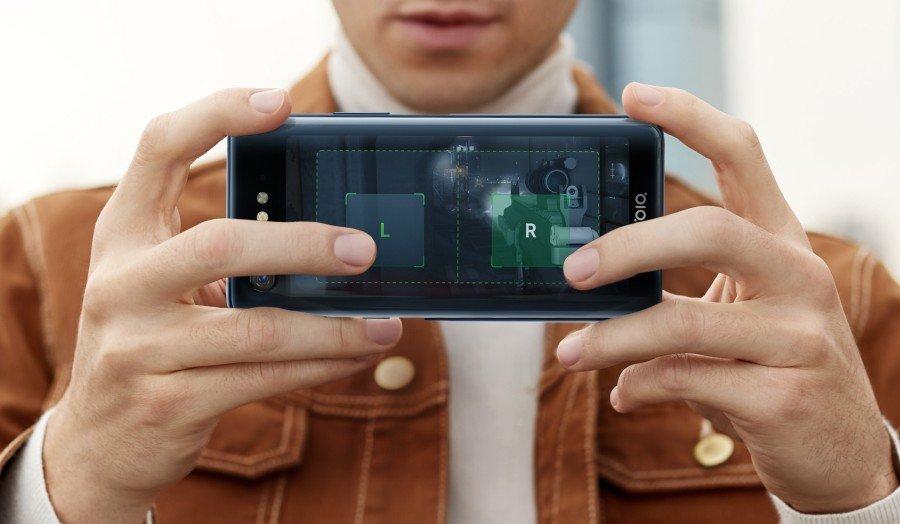 Nubia X: Smartphone dengan Dua Layar dan Dua Sensor Sidik Jari