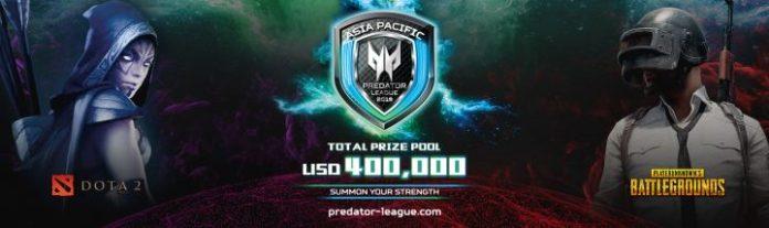 Tawarkan Hadiah Hingga Total US$400.000, Acer Gelar Asia Pacific Predator League 2019 1