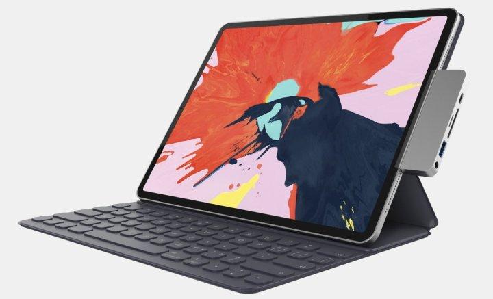 HyperDrive for iPad Pro: Aksesoris Hub USB-C Pertama untuk iPad Pro 2018
