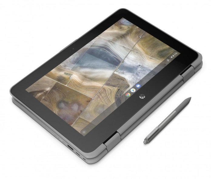 HP Chromebook x360 11 G2 EE: Andalkan Bodi Tangguh dan Dukungan Wacom Stylus 2