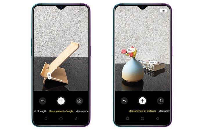 OPPO R17 Pro Kini Bisa Mengukur Jarak dan Panjang Melalui Aplikasi AR 3