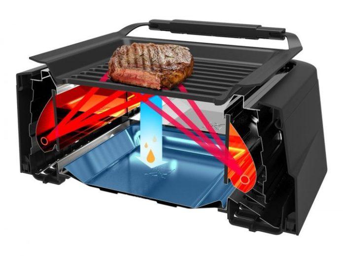 Tenergy Redigrill Smokeless: Alat Pemanggang BBQ Tanpa Asap 3