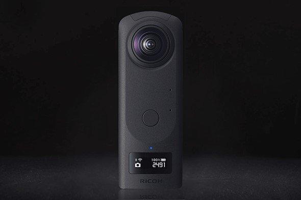 Ricoh Theta Z1: Pertama dengan 2 Sensor 23 Megapixel Berukuran 1 Inci 1