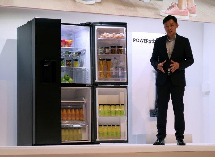 [Samsung Forum 2019] Samsung Perkenalkan Generasi Anyar Kulkas Family Hub dengan Bixby yang Lebih Cerdas 3