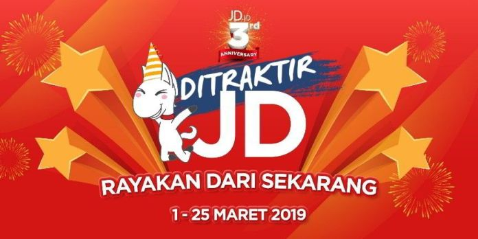 "JD.ID Hadirkan ""Semangat ORI"" di Sepanjang 2019 2"
