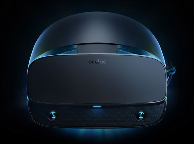 Oculus Rift S: Resolusi Layar Lebih Tinggi, Dilengkapi Sensor Tracking 6DoF 1