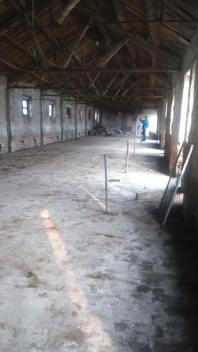 Renovations taking place at Madam Yang's new shelter(s)
