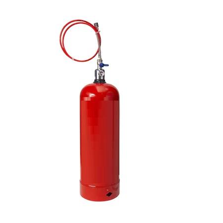 1 Kg Pano İçi Yangın Söndürme Sistemi