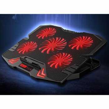 NAJU ICE FAN K5 - Cooling Pad Laptop 5 Kipas