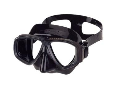 Masque de plongée à faible volume pour l'apnée