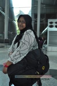 Percutian Keluarga ke Jakarta Bandung, Indonesia
