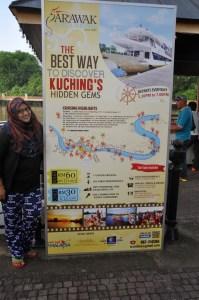 Kuching, Sarawak | Holiday | Part 1 | River Cruise