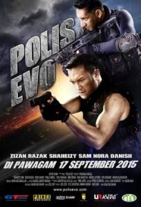 Review Filem: POLIS EVO Rugi Tak Tengok