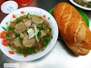 Mee Sup Daging | Sarapan Pagi Vietnam