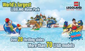 Water Park LEGOLAND® Malaysia | Part 1