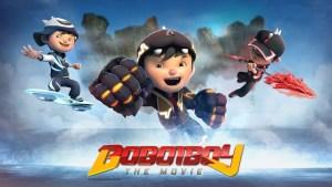 BoBoiBoy: The Movie Best Ke?