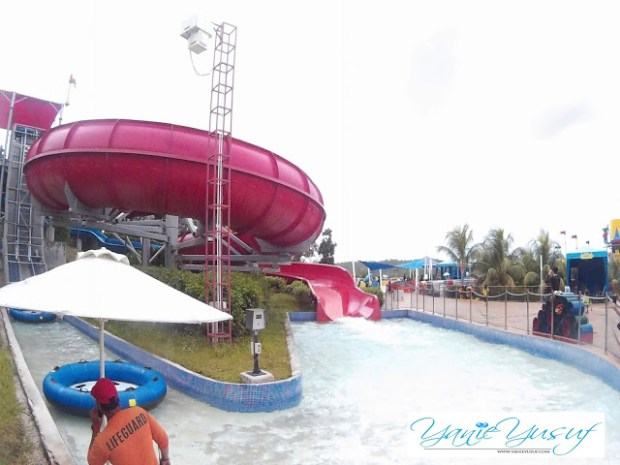 Red Rush, Water Park Legoland Resort Malaysia