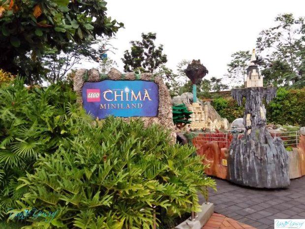 Chima Mini Land Theme Park Legoland Resort Malaysia