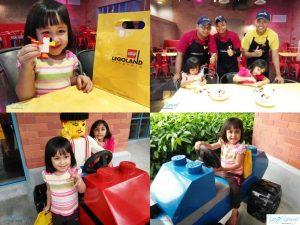 Percutian Keluarga Ke Theme Park Legoland Resort Malaysia