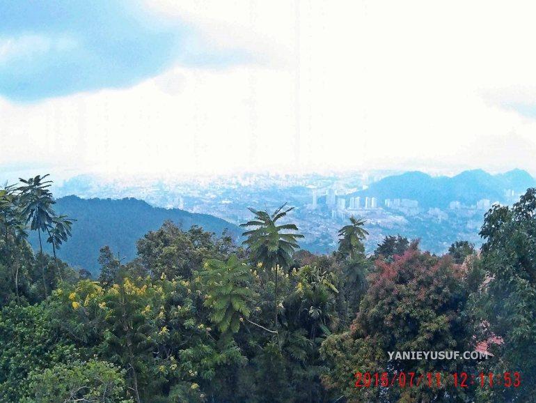 pemandangan Penang Hill
