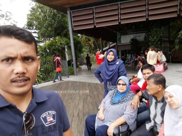 Percutian Keluarga Ke Bukit Bendera Pulau Pinang