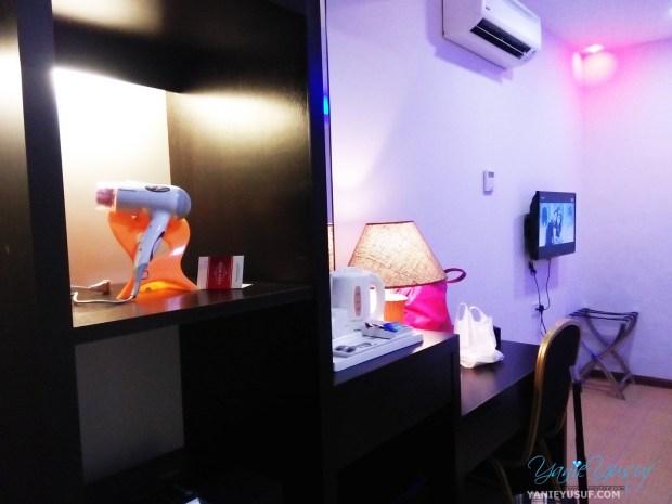 E-Red Hotel Bajet Tapi Lengkap Di Pulau Pinang