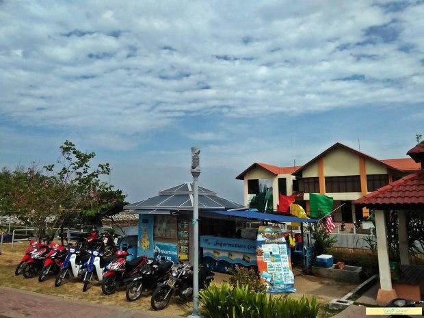 Kampung Tekek, Pulau Tioman
