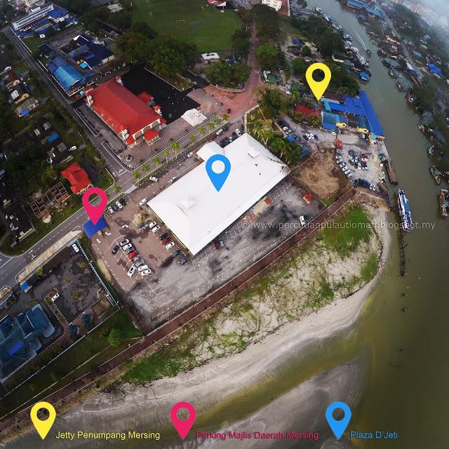 Parking Pelancong Majlis Daerah Mersing