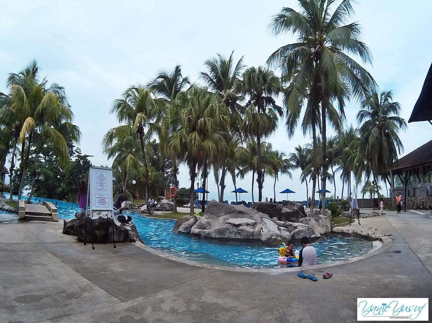 Mewah Di Swiss-Garden Beach Resort Damai Laut