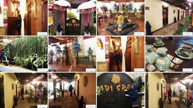 SPA Tradisional Di Bali Indonesia ADI SPA