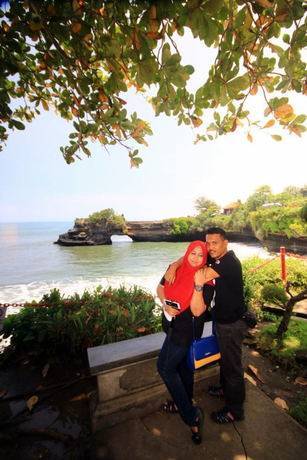 Avriel Yantohood Abadikan Kenangan Dengan Photoshoot Bali