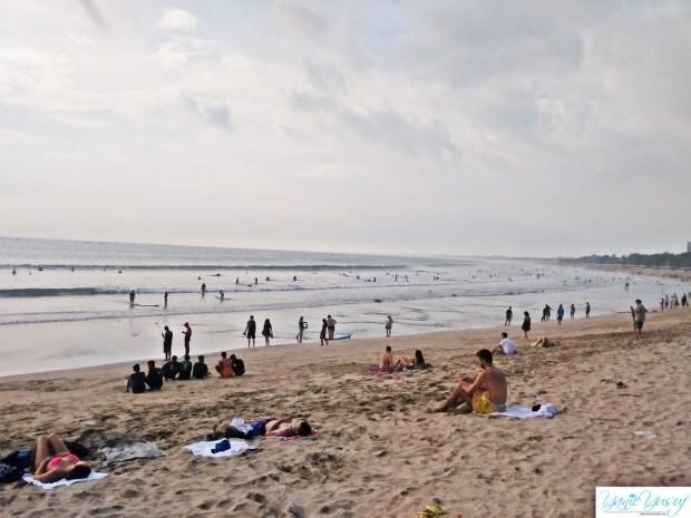 pantai utama di Bali