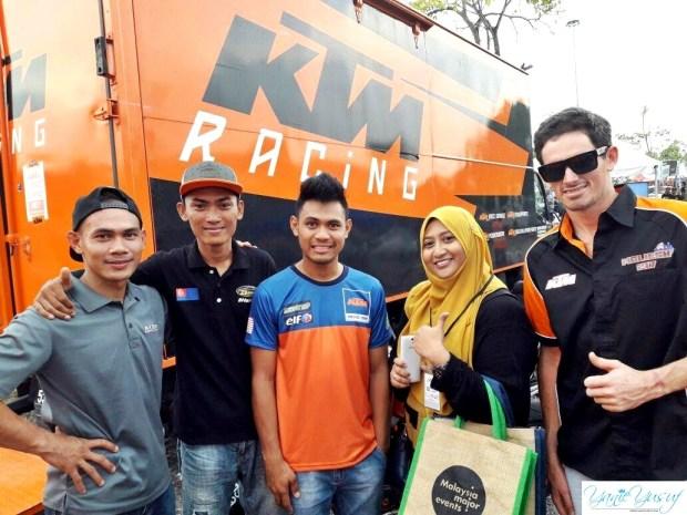 FIM Asia Supermoto Championship 2016 Akhir Di Malaysia