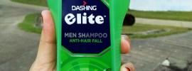 Dashing Elite men shampoo