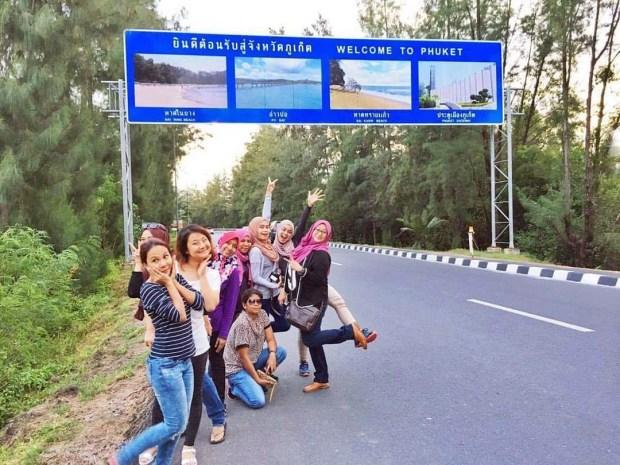 Pakej Bajet 4 Hari 3 Malam Ke Phuket Krabi Hatyai Thailand
