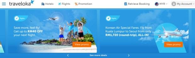 Tips Travel Bajet Dengan Promosi Hebat Traveloka