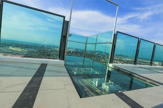 Gambar dari website Sky Tower Melaka
