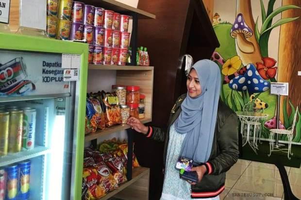 Jualan makanan yang boelh dibeli