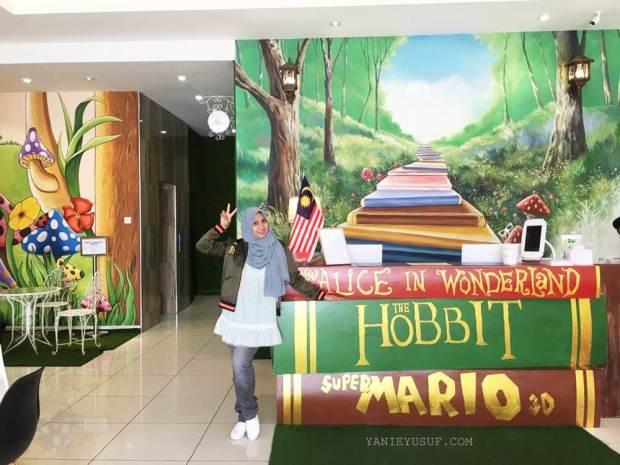 Puas Hati Bercuti Di Hotel De Art iCity Shah Alam Seksyen7
