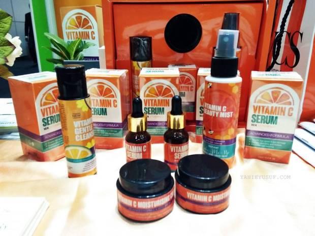 Kelebihan Vitamin C Serum Annona Untuk Kulit Wajah