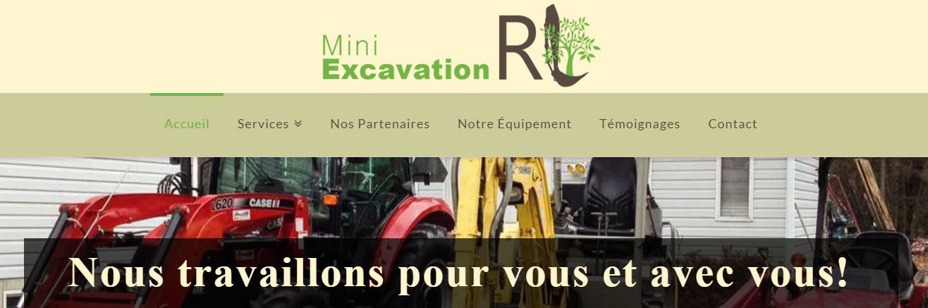 miniexcavation
