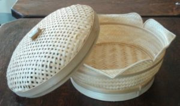 Natural Bamboo Handicraft - Basket
