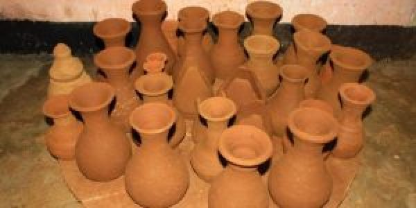 Indonesian Terracotta Pottery Products - Jar