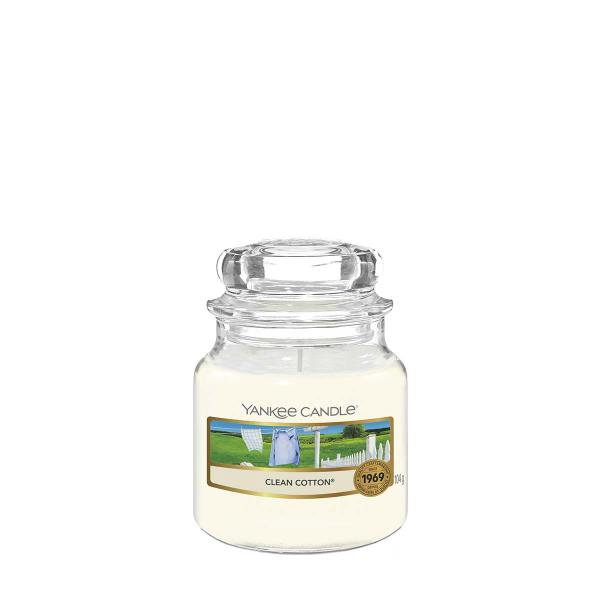 Clean Cotton Small Classic Jar