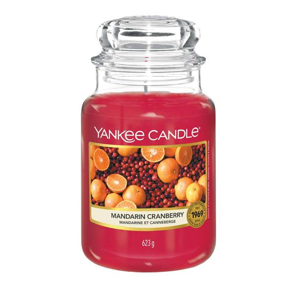 Mandarin Cranberry Large Classic Jar